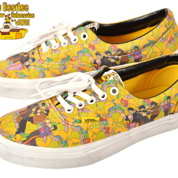 f3c6d9f7f1 Beatles Yellow Submarine Vans. M 5afb810ff9e50139490588d8